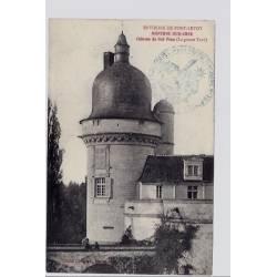 41 - Environs de Pont-Levoy - Monthou-sur-Cher - Château du Gué Péan ( la g...
