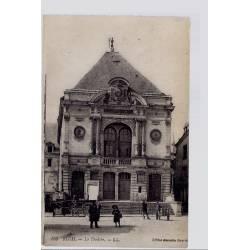 41 - Blois - le théâtre - Non voyagé - Dos divisé...