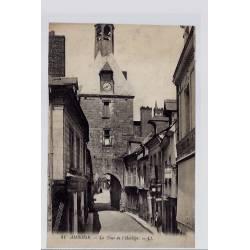 41 - Amboise - La tour de l' Horloge - Non voyagé - Dos divisé...