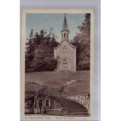 42 - La Talaudière - Chapelle de Longiron - Voyagé - Dos divisé...