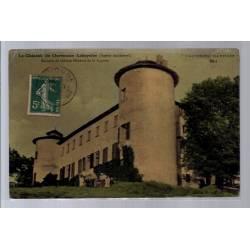 43 - Le château de Chavaniac-Lafayette - Berceau du célèbre Général de la F...