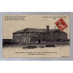 43 - L' auberge sanglante de Peyrebeilbe - sur la route de Privas au Puy cé...