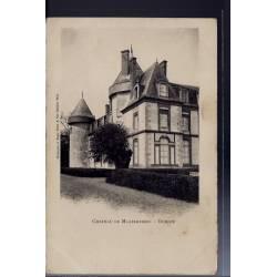 45 -Malesherbes - Château de Malesherbes - Donjon - Non voyagé - Dos non di...