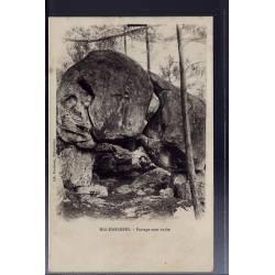 45 - Malesherbes - Passage sous roche - Non voyagé - Dos non divisé...