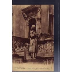 45 - Orléans - Jeanne d'Arc par la princesse Marie - Voyagé - Dos divisé...