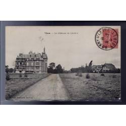 45 - Thou - Le château de Linière - Voyagé - Dos divisé...