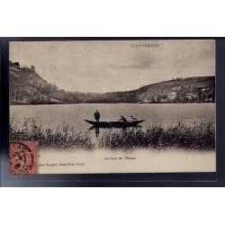 46 - Le Lac de Menet - Voyagé - Dos divisé...