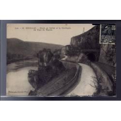 46 - Souillac - route de Sarlat et la Dordogne au Pays du Raysse - Voyagé -...