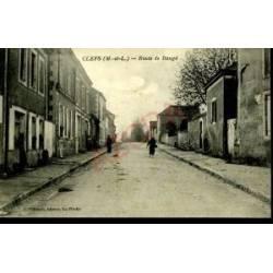 49 - CLEFS - ROUTE DE BAUGE