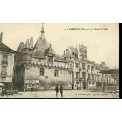 49 - Saumur - Hotel de ville