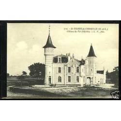 49 - St-Pierre-de-Chemille - Chateau du Val d'Hyrôme