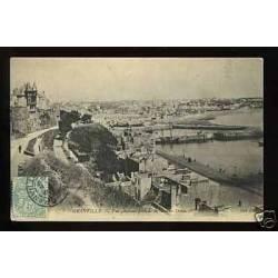 50 - Granville - Vue generale prise de la caserne Duroc