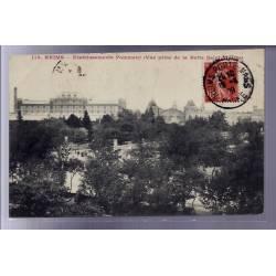 51 - Reims - Etablisements Pommery - Vue prise de la Butte Saint-Nicaise - Vo
