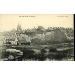 50 - Vue generale de Saint-Lo