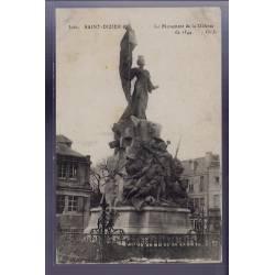 52 - Saint-Dizier - Le Monument de la Defense de 1544 - Voyagé - Dos divisé