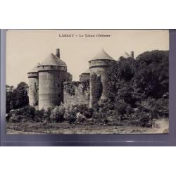 53 - Lassay - Le vieux château - Non voyagé - Dos divisé