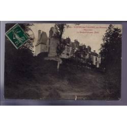 53 - St-Ouen-des-Vallons, par Montsurs - La roche-Pichemer (Sud) - Voyagé - D