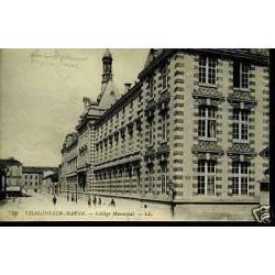 51 - Chalons sur marne - College municipal
