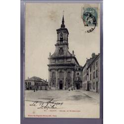 54 - Nancy - Eglise de Bonsecours - Voyagé - Dos divisé