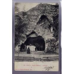 54 - Nancy - Eglise St-Mansuy - la Grotte - Voyagé - Dos divisé