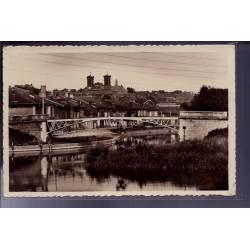 55 - Stenay - Passerelle et Port du Canal - Non voyagé - Dos divisé