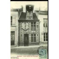 51 - DORMANS - VIEILLE MAISON DE STYLE MOYEN-AGE