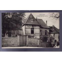 55 - Bar-le-Duc - Château des Ducs de Bar - Non voyagé - Dos divisé