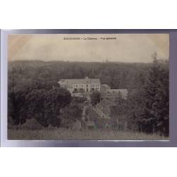 60 - Dieudonné - le château - vue générale - Dos divisé