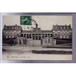 60 - Beauvais - Le lycée - Voyagé - Dos divisé