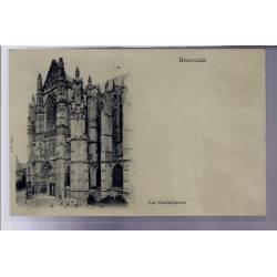 60 - Beauvais - La Cathédrale - Non voyagé - Dos non divisé
