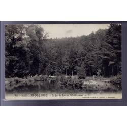 61 - Bagnoles-de-l'Orne - le Lac du parc de l'établissement - Voyagé - Dos di