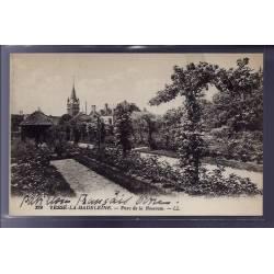 61 - Tessé-la-Madeleine - Parc de la Roseraie - Voyagé - Dos divisé