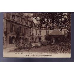 """61 - Tessé-la-Madeleine- station thermale de Bagnoles-de-l'Orne - Villa """"Javi"""