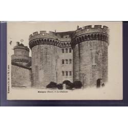 61 - Alençon - le château - Non voyagé - Dos non divisé