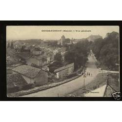 55 - Gondrecourt - Vue generale