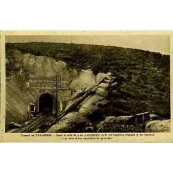 55 - TUNNEL DE TAVANNES - LIEU TRAGIQUE DU 4 Sept. 1916
