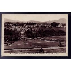 66 - Cambo-les-Bains - vue prise de la propriété de Celhaya - Voyagé - Dos di