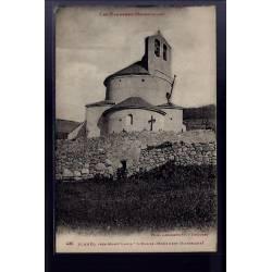 66 - Planès -Près Mont-Louis - l' église ( Monument historique) - Voyagé - Do
