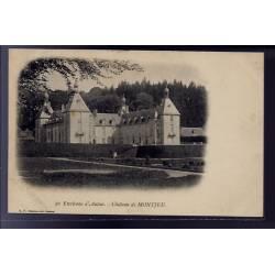71 - Environs d' Autun - Château de Montjeu - Non voyagé - Dos non divisé