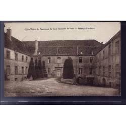 71 - Morey - Cour d' entrée du pensionnat du coeur immaculé de Marie - Voyagé