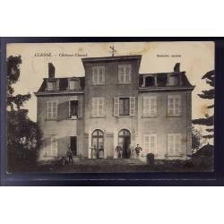 71 - Clessé - Château Chanel - Voyagé - Dos divisé
