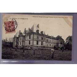 71 - Gormatin - le château - Voyagé - Dos divisé