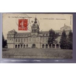 71 - Luxeuil-les-Bains - Hôpital Grammont - Voyagé - Dos divisé