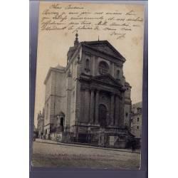 72 - Le Mans - Place de la République - chapelle de la Visitation - façade pr