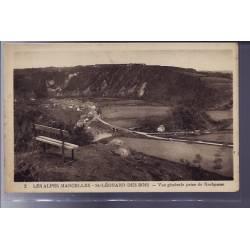 72 - St-Léonard des bois - vue générale prise de Narbonne - Non voyagé - Dos