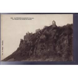 73 - Saint-Pierre-d' Albigny - Le château Fort féodal de Miolan - Non voyagé