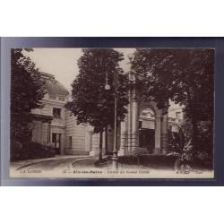 73 - Aix-les-Bains - Entrée du Grand Cercle - Non voyagé - Dos divisé