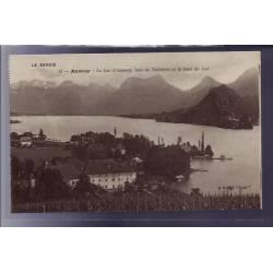 73 - Annecy - Le Lac d' Annecy - Baie de Talloires et le Bout du lac - Non vo