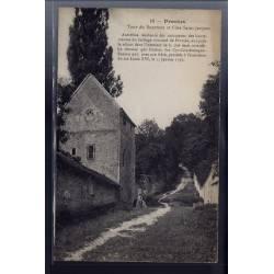 77 - Provins - Tour du Bourreau et côte Saint-Jacques - Non voyagé - Dos di