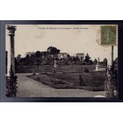 78 - Rochefort-en-Yvelines - le château - jardin Français - Voyagé - Dos di